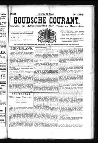 Goudsche Courant 1892-03-12