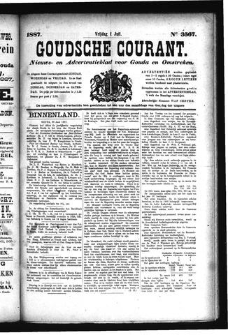 Goudsche Courant 1887-07-01