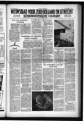 Schoonhovensche Courant 1953-11-20