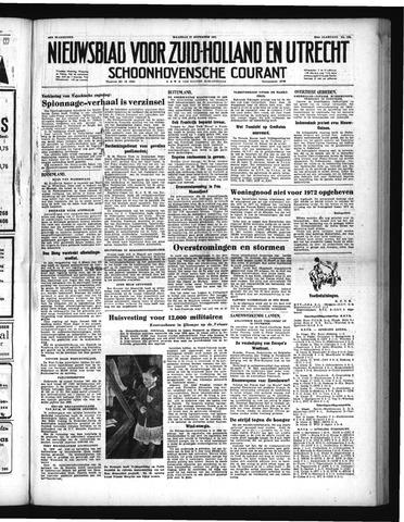 Schoonhovensche Courant 1951-11-12