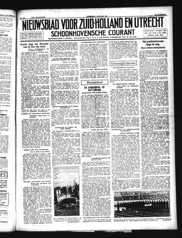 Schoonhovensche Courant 1941-10-08