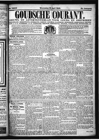 Goudsche Courant 1922-04-12