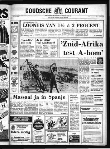 Goudsche Courant 1979-10-26