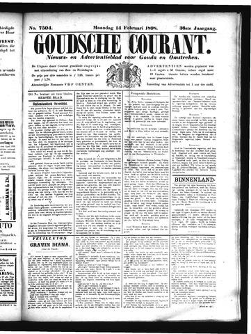Goudsche Courant 1898-02-14