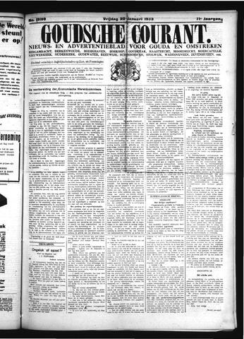 Goudsche Courant 1933-01-20