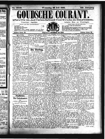 Goudsche Courant 1916-07-26