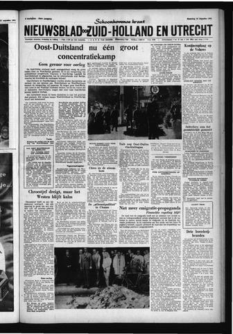 Schoonhovensche Courant 1961-08-14