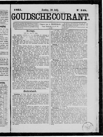 Goudsche Courant 1865-07-30