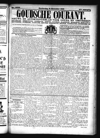 Goudsche Courant 1928-11-15