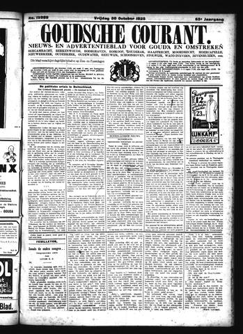 Goudsche Courant 1925-10-30