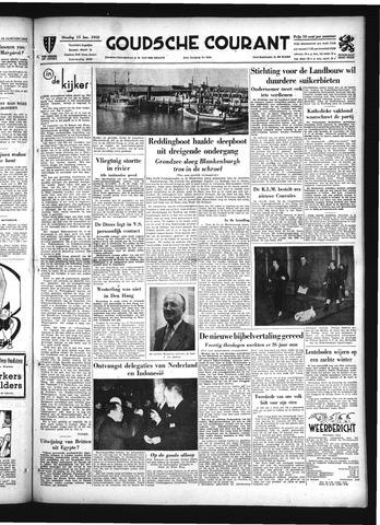 Goudsche Courant 1952-01-15