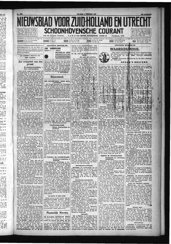 Schoonhovensche Courant 1931-02-06