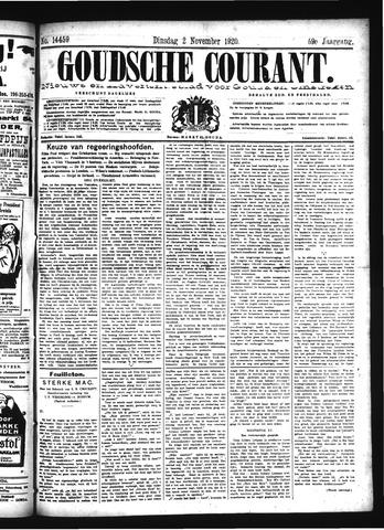 Goudsche Courant 1920-11-02