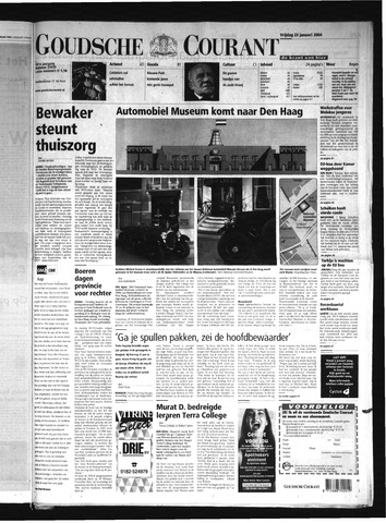Goudsche Courant 2004-01-23