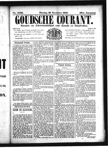 Goudsche Courant 1910-11-22