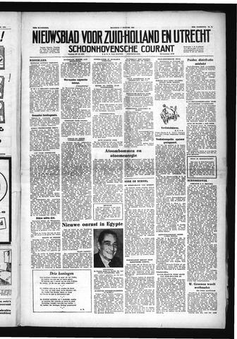 Schoonhovensche Courant 1953-01-05