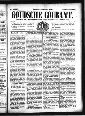Goudsche Courant 1910-10-04