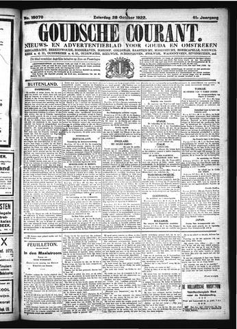 Goudsche Courant 1922-10-28