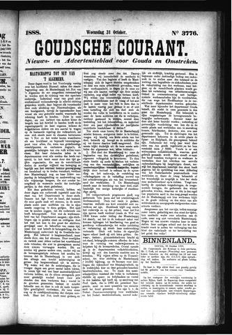 Goudsche Courant 1888-10-31