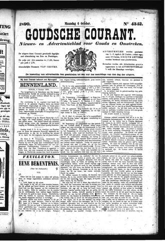 Goudsche Courant 1890-10-06