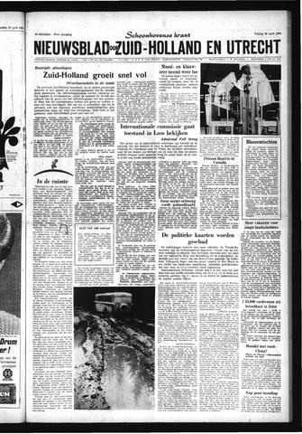 Schoonhovensche Courant 1963-04-24