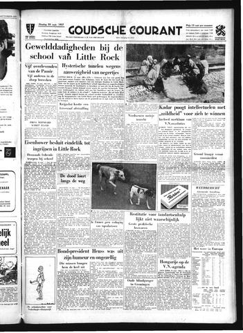 Goudsche Courant 1957-09-24