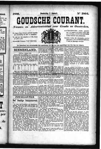 Goudsche Courant 1889-01-03