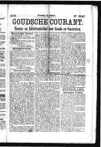 Goudsche Courant 1879-01-22