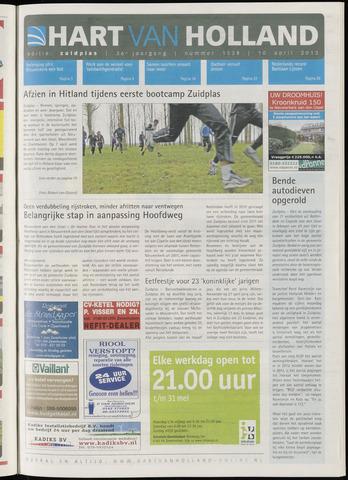 Hart van Holland - Editie Zuidplas 2013-04-10