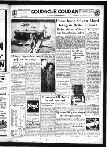 Goudsche Courant 1963-10-21