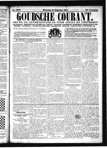 Goudsche Courant 1925-08-10