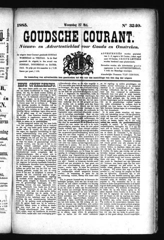 Goudsche Courant 1885-05-27