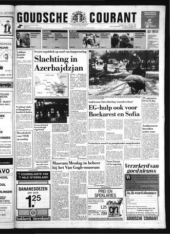 Goudsche Courant 1990-01-15