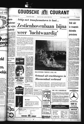 Goudsche Courant 1974-09-13