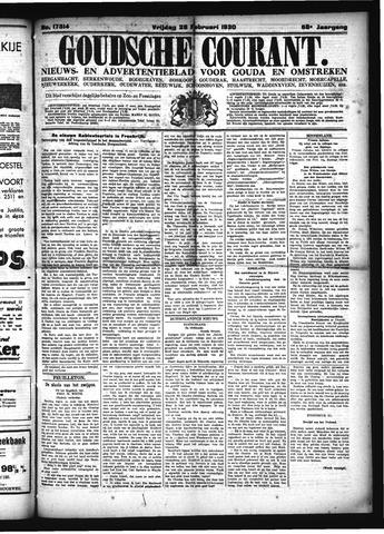 Goudsche Courant 1930-02-28