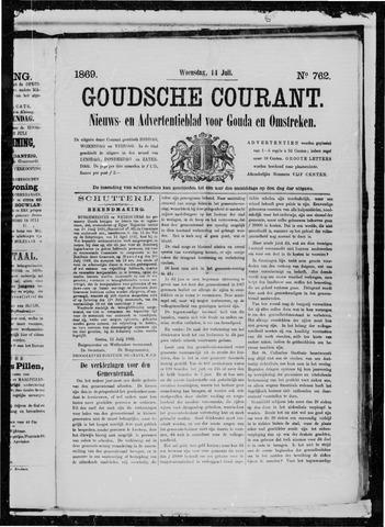 Goudsche Courant 1869-07-14