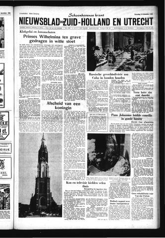 Schoonhovensche Courant 1962-12-10
