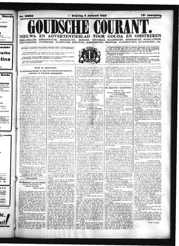 Goudsche Courant 1935-01-11