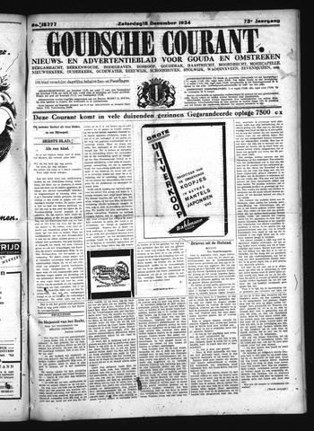 Goudsche Courant 1934-12-08