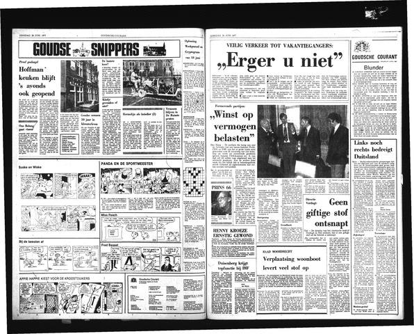Goudsche Courant 1977-06-28