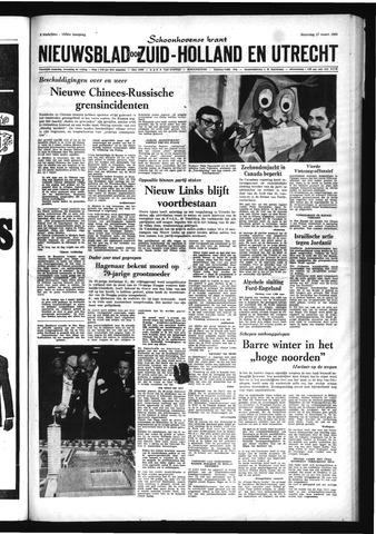 Schoonhovensche Courant 1969-03-17
