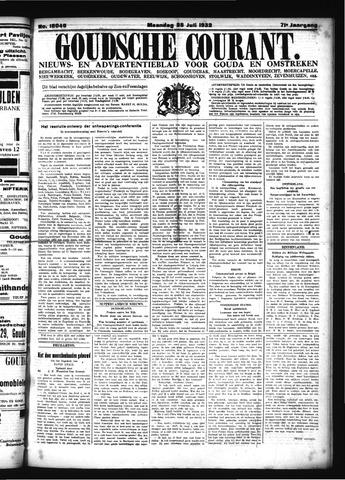Goudsche Courant 1932-07-25