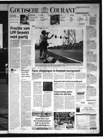 Goudsche Courant 2004-08-25