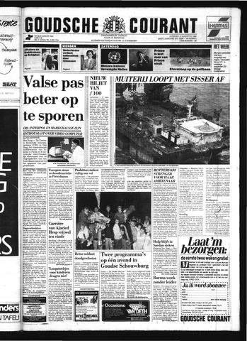 Goudsche Courant 1988-08-13