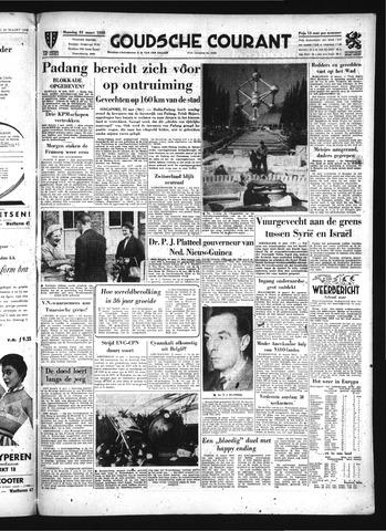 Goudsche Courant 1958-03-31