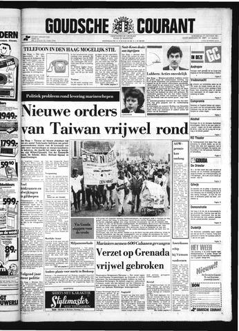 Goudsche Courant 1983-10-27