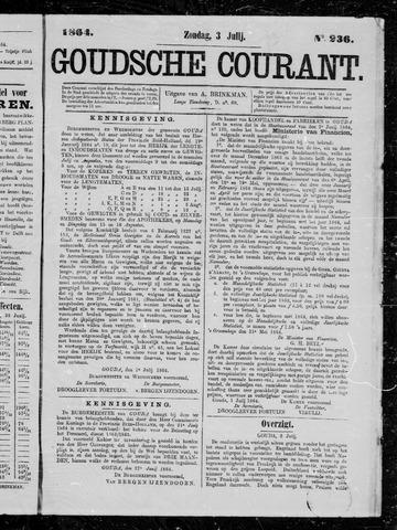 Goudsche Courant 1864-07-03