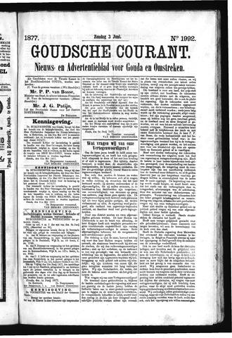 Goudsche Courant 1877-06-03