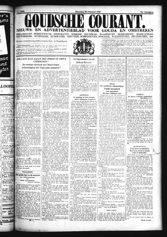 Goudsche Courant 1938-02-28