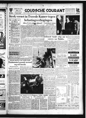 Goudsche Courant 1958-01-03